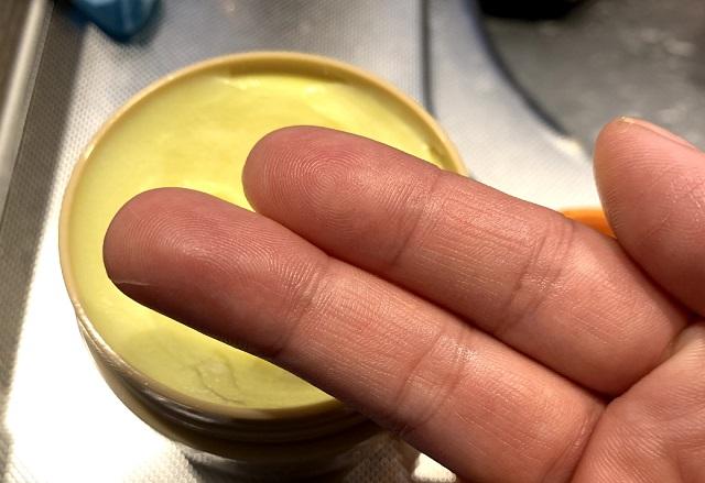 トーンオイルヌメ革の小傷のお手入れ